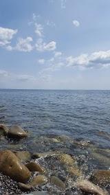 Нудистський пляж Лазурне