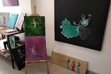 Din Art Gallery, Phnom Penh, Cambodia