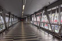KLCC - Bukit Bintang Pedestrian Walkway, Kuala Lumpur, Malaysia