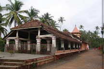Sri Damodar Temple, Molcornem, India