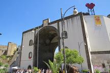 Porta Capuana, Naples, Italy
