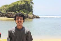 Kondang Merak Beach, Malang, Indonesia