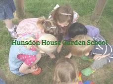 Hunsdon House Garden School oxford