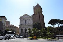 Torre delle Milizie, Rome, Italy