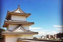 Ruins of Akashi Castle, Akashi, Japan
