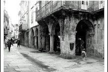 Santiago de Compostela. Casco Historico, Santiago de Compostela, Spain