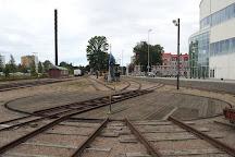 The Railway Museum, Kristianstad, Sweden