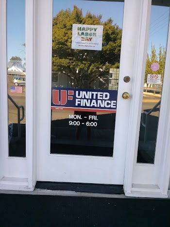 United Finance Payday Loans Picture