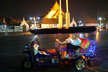 Bangkok Tuk Tuk Tours by Feel Good, Bangkok, Thailand