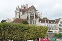 Cathédrale Saint-Étienne d'Auxerre, Auxerre, France