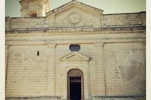 The Sanctuary of Our Lady of Mellieha, Mellieha, Malta
