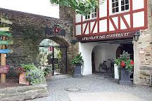 Rheinfels Castle, Sankt Goar, Germany