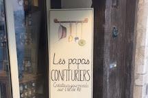 Les Papas Confituriers, Saint Martin de Re, France