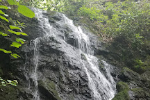 Cataract Falls, Great Smoky Mountains National Park, United States