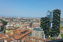 Bosco Verticale, Milan, Italy