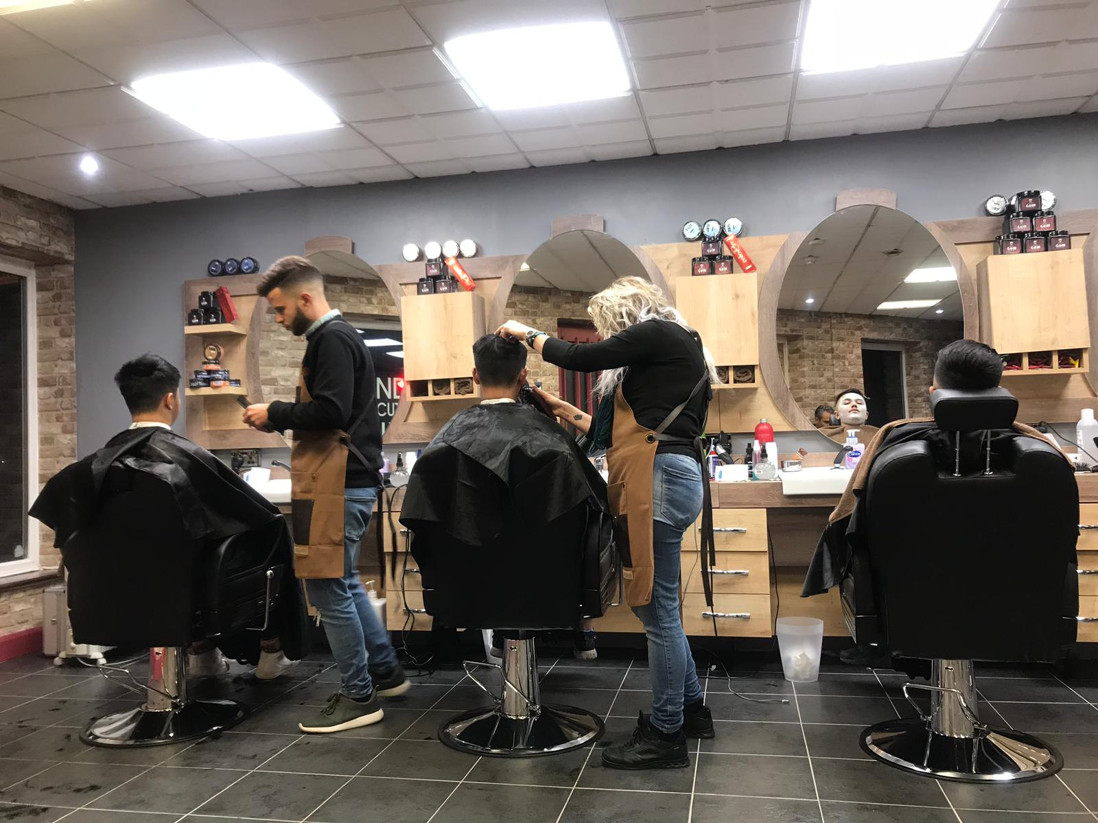 Mo's Barbers