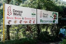Deepa World Spice and Ayurvedic Garden, Thekkady, India