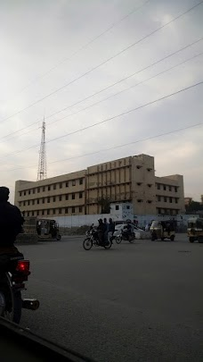 Ajmer Nagri Police Station karachi