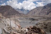 Indus-Gilgit Confluence, Gilgit-Baltistan, Pakistan