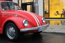 Oldie Kafer Tour Berlin, Berlin, Germany