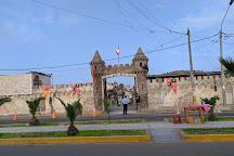 Castillo de Chancay, Chancay, Peru