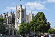 Saint Margaret's Church on Parliament Square, London, United Kingdom