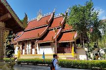 Wat Phra Singh, Chiang Rai, Thailand