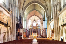 Cathedrale St-Maurice, Angers, France