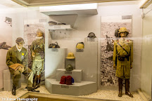 El Alamein World War II Military Museum, El Alamein, Egypt