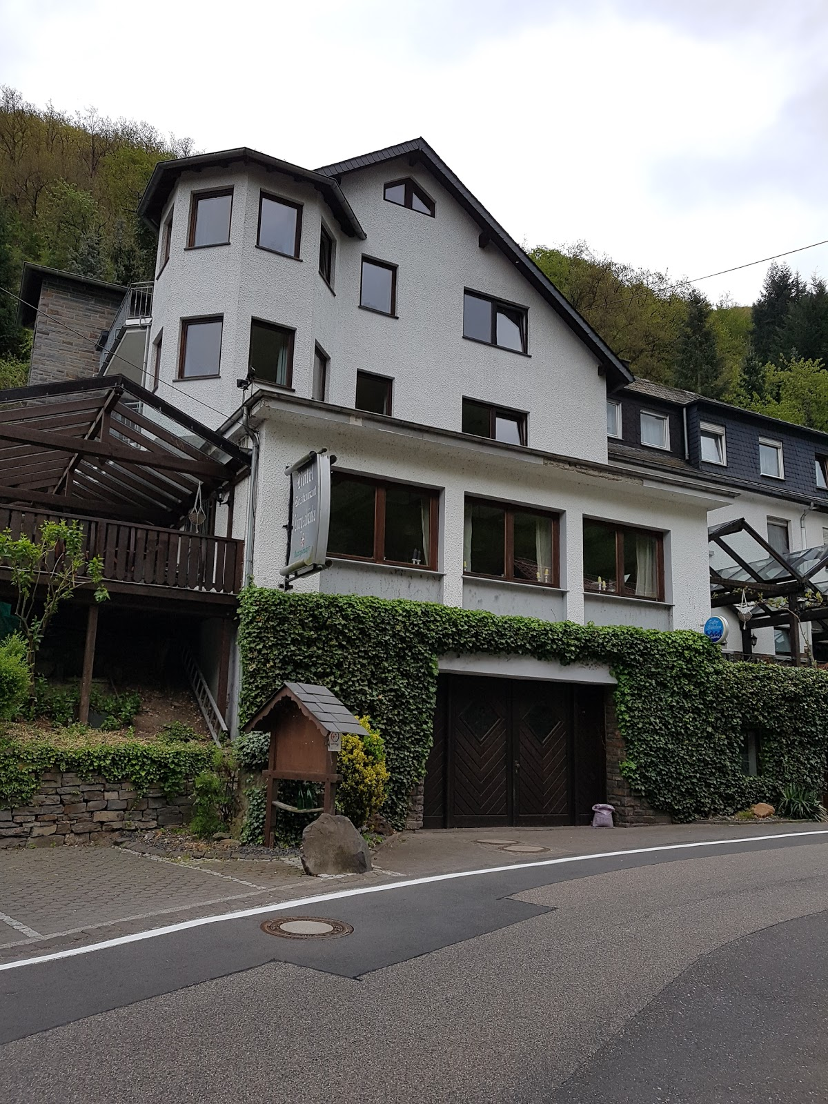 Privatpension Maeder - Koblenz, Germany - Tripcarta