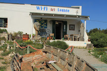 Stone Fish Studio and Gallery, Paternoster, South Africa