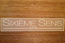 Spa Sixieme Sens, Saclay, France