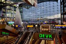 Berlin Central Station, Berlin, Germany