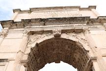 Arco di Tito, Rome, Italy
