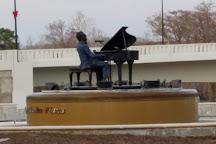Ray Charles Plaza, Albany, United States