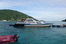 Universal Diver, Pulau Perhentian Besar, Malaysia