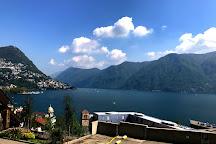 Chiesa di Santa Maria degli Angeli, Lugano, Switzerland