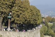 Cinta Muraria di Bergamo, Bergamo, Italy
