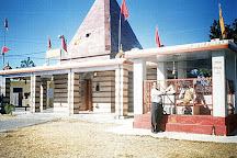 Kunjapuri Devi Temple, Rishikesh, India