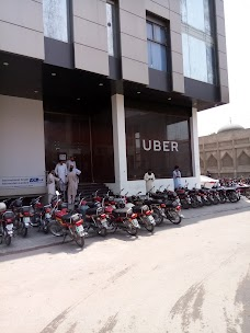Uber Greenlight Hub Lahore - Pakistan Places