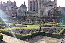 Abbey Gardens, Bury St. Edmunds, United Kingdom