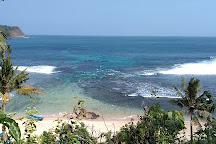 Nampu Beach, Gunung Kidul, Indonesia