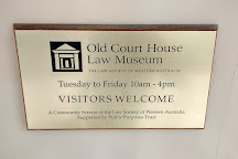 Old Court House Law Museum, Perth, Australia
