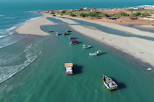 Sao Cristovao Beach, Areia Branca, Brazil