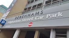 Edgbaston Street Car Park