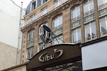 Gibus Club, Paris, France