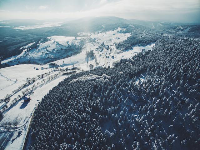 Zieleniec Ski Arena