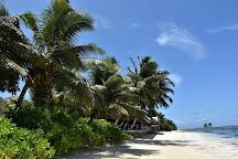 Anse La Reunion Beach, La Digue Island, Seychelles
