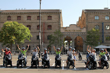 Rent-scooter.com, Barcelona, Spain