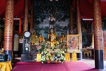 Wat Phrathat Doi Chom Thong, Chiang Rai, Thailand